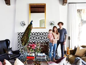 Tour the Hip L.A. Home of Fall Out Boy's Guitarist