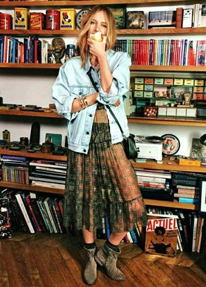 5 Casual Cool Boho Looks To Try This Spring