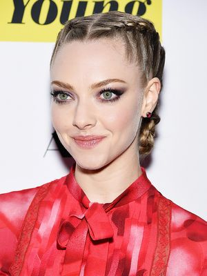 Amanda Seyfried's Knotted French Braids, Plus More Celeb Beauty!