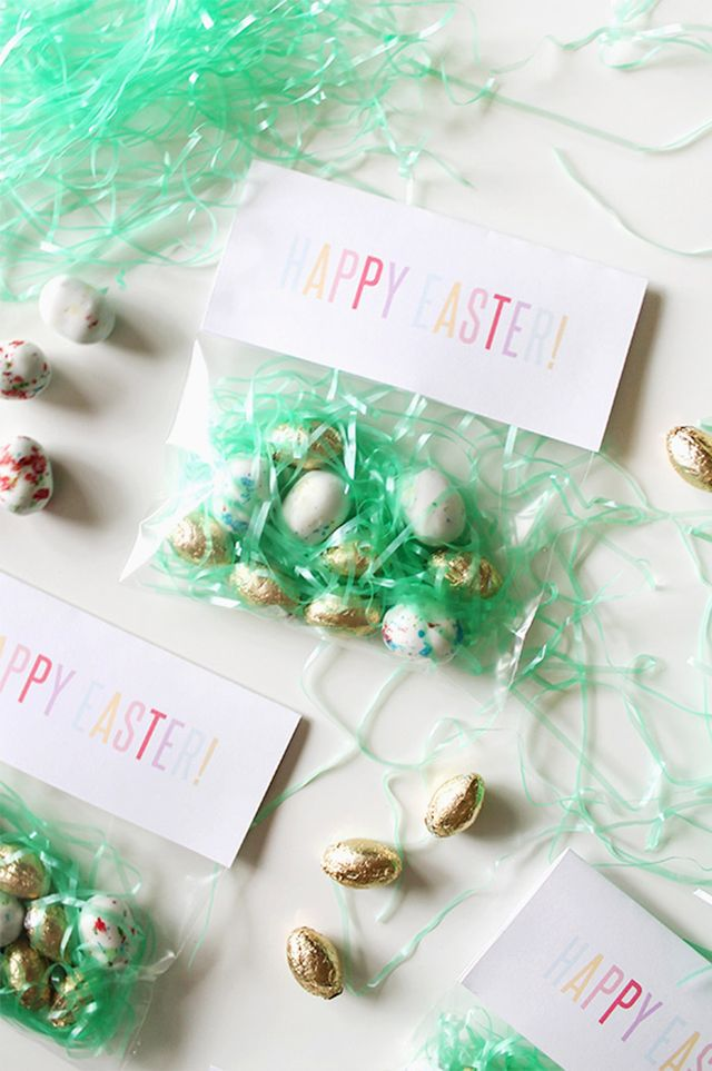 Printable Treat Bags or Place Cards
