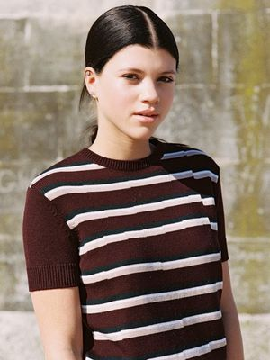 Sofia Richie Shows Us How to Mix and Match This Signature Print