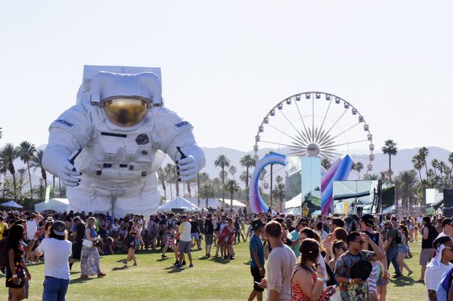 Coachella Bans Selfie Sticks, Drones, and Stuffed Animals, Kills All the Fun