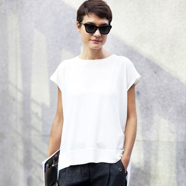 What minimalist style really looks like in 2015 for Minimalist look