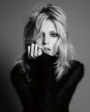 Model Anja Rubik Launches Her New Signature Fragrance
