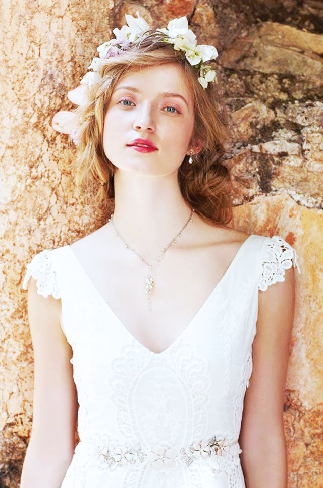 Pretty Bridal Jewellery to Compliment Every Wedding Dress ...