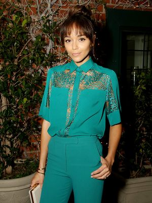 Exclusive: Ashley Madekwe Dishes On Her Role as a Witch