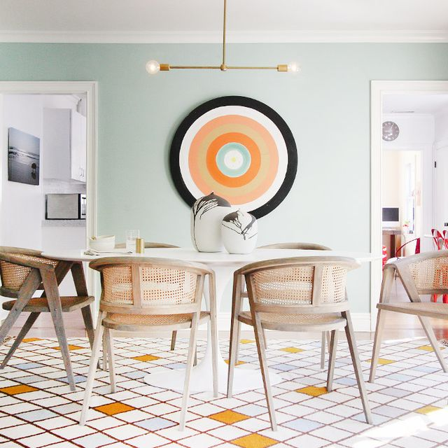 Before and After: A Stylish Home Gets a Spring Refresh