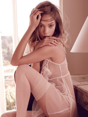 Where to Register for THE Most Romantic Bridal Lingerie