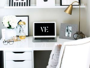 20 Chic Ways to Organize Your Office