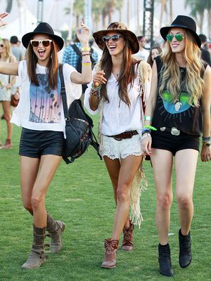 How Not to Look Like Every Other Girl at Coachella