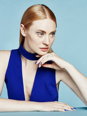 4 Subtly Daring Spring Beauty Looks, With Deborah Ann Woll
