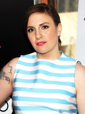 Lena Dunham Is Following in Gwyneth Paltrow's Footsteps