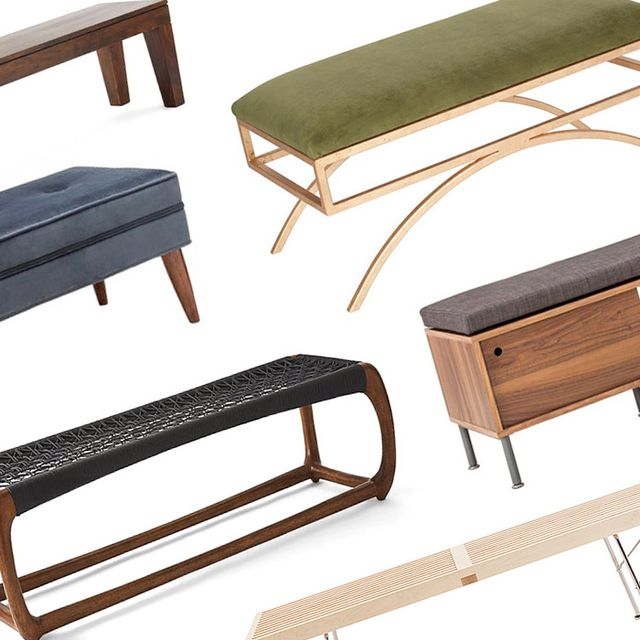 19 Sophisticated Benches for Your Home