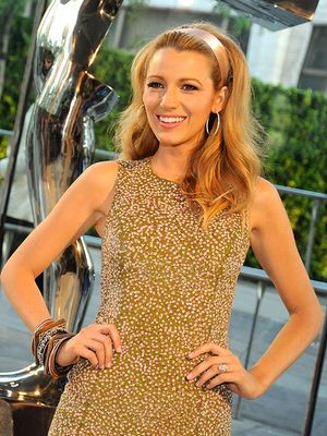 Blake Lively Reveals Why She's Not Afraid of Aging