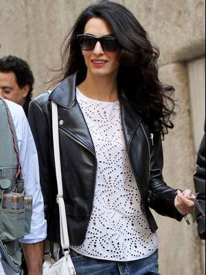 Amal Clooney's Latest Shoe Choice Will Probably Surprise You