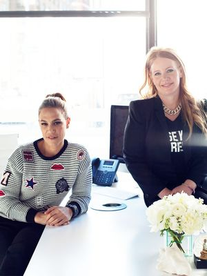 The Founders of SoulCycle Have High Fashion Aspirations