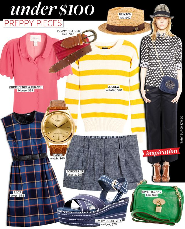 Preppy Pieces