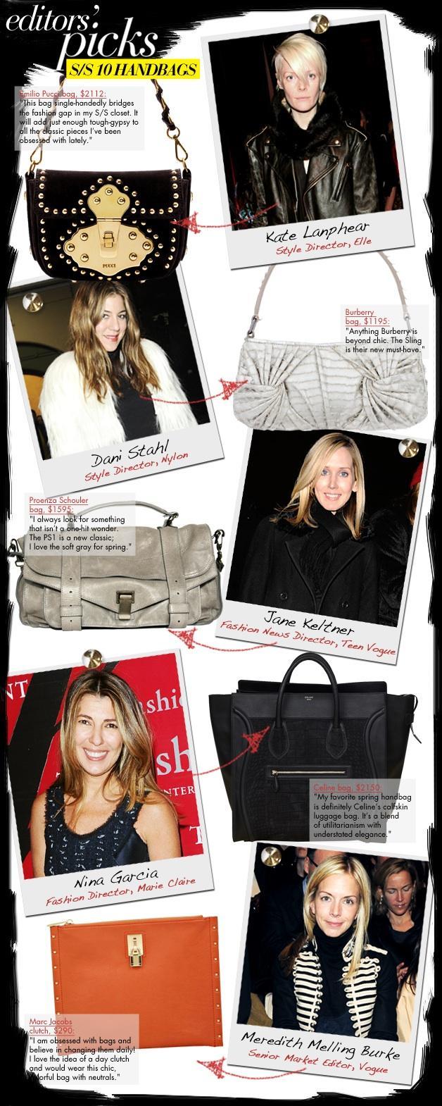 S/S 10 Handbags