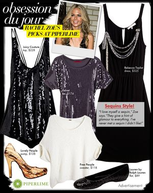 Rachel Zoe's Picks at Piperlime
