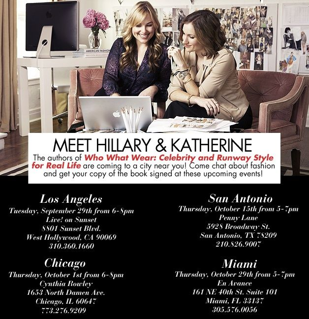 Meet Hillary & Katherine!