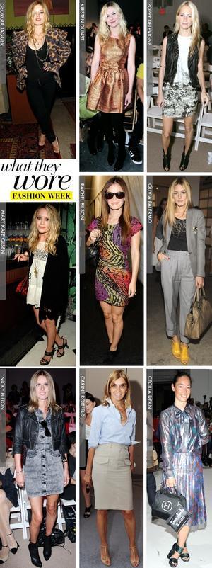 New York Fashion Week / Part Deux