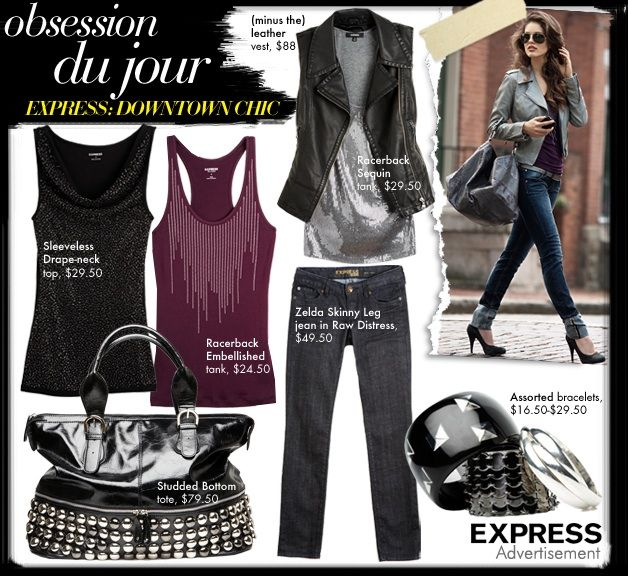 Express: Downtown Chic