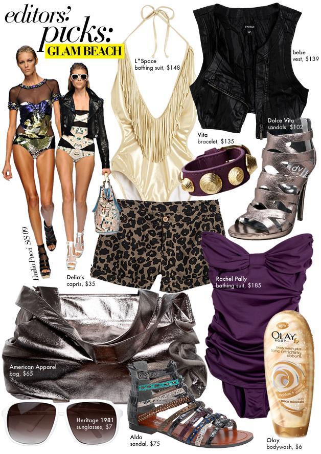 Beach Glam