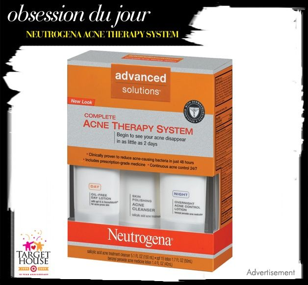 Neutrogena Acne Therapy System