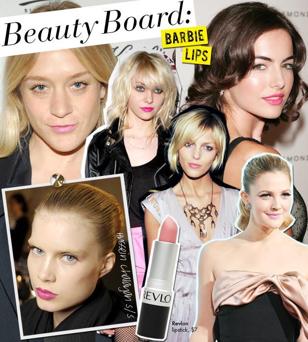 Barbie Lips