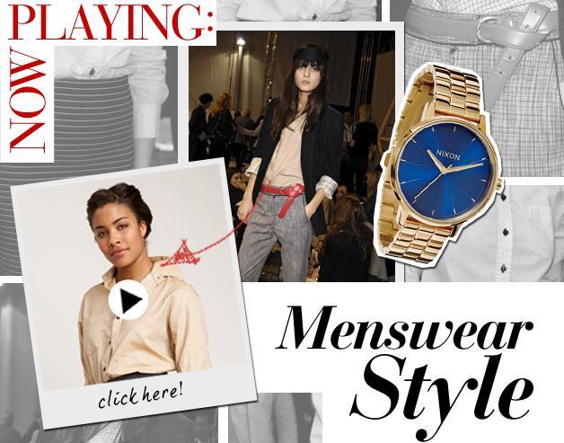 Menswear Style