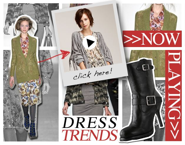 Fall Dress Trends