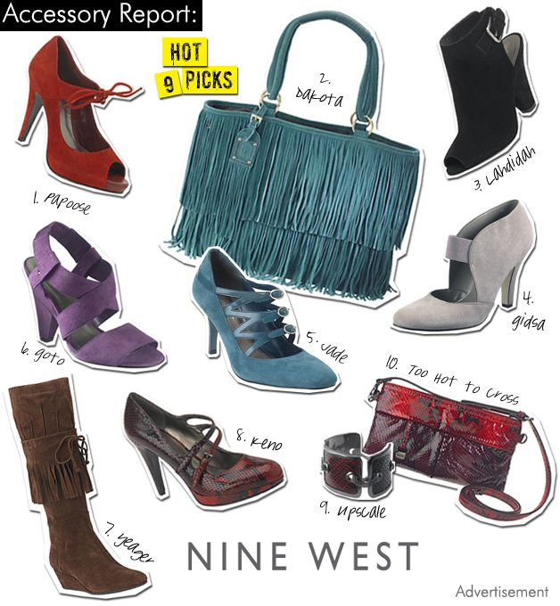 Nine West Hot 9 Picks