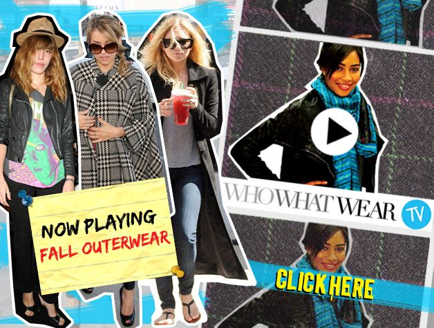 Fall Outerwear Trends