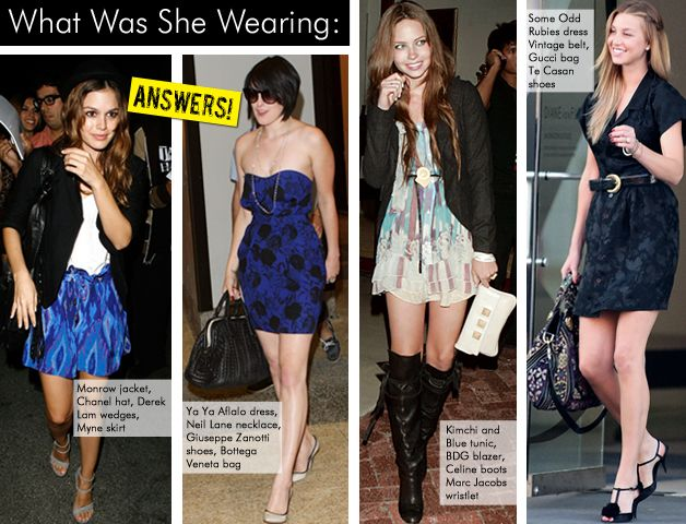 Rachel Bilson, Rumer Willis, Daveigh Chase, Whitney Port