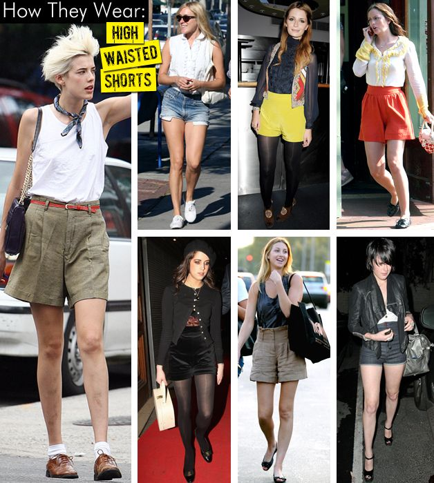 High Waisted Shorts | WhoWhatWear