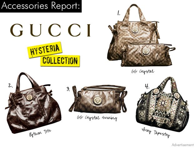 Gucci Hysteria Collection