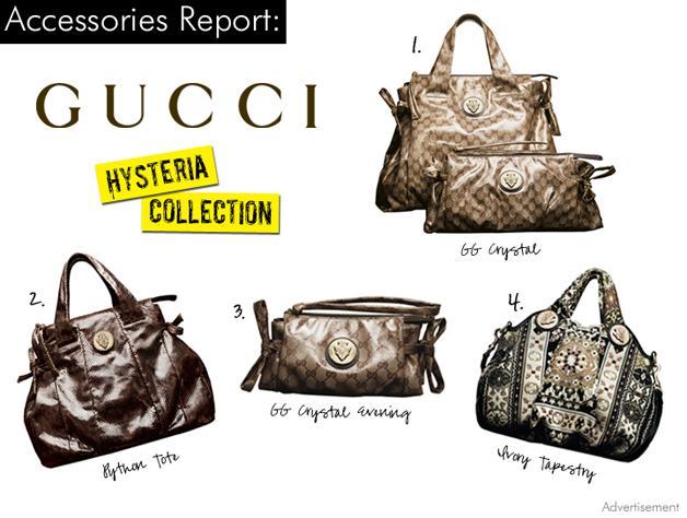 Gucci Hysteria Collection