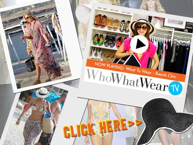 What to Wear - Beach Chic