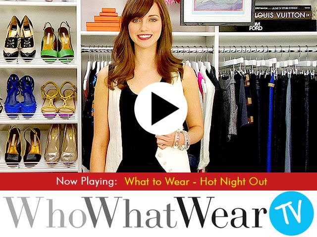 What to Wear - Hot Night Out