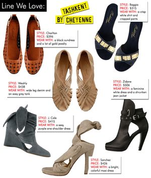 Tashkent by Cheyenne Shoes