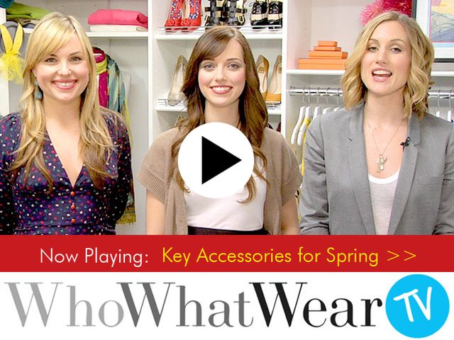 Key Fashion Accessories for Spring