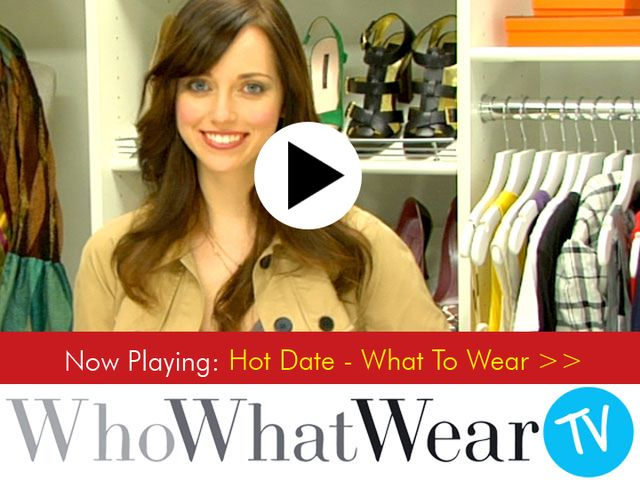What to Wear - Hot Date