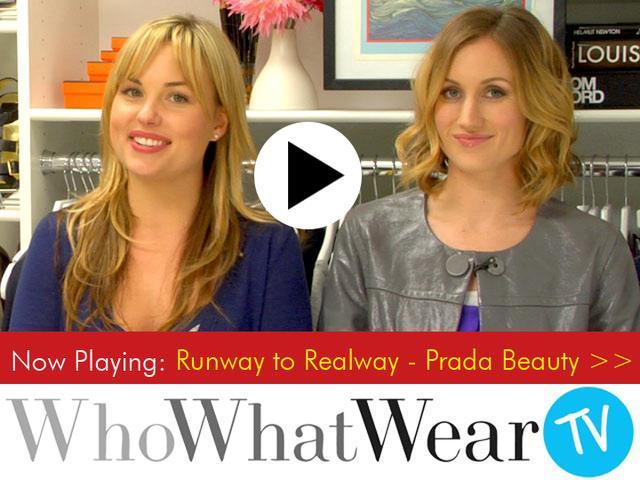 Runway to Realway - Prada Beauty