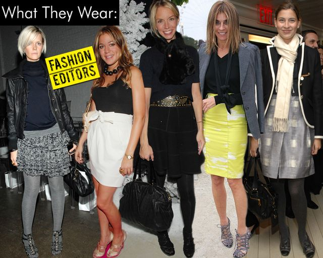 Fashion Editors