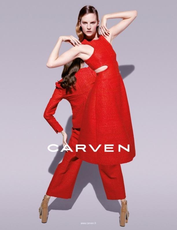 Carven | S/S 2013 Campaign