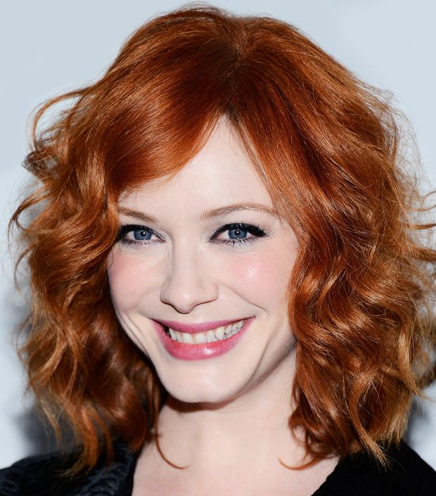 Beauty Routine: Christina Hendricks