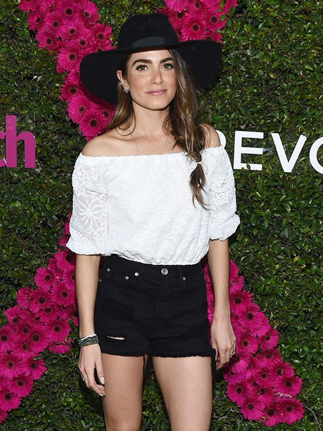 Festival Style Nikki Reed Shows Us Her New Collection For Revolve Whowhatwear