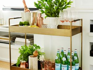 These Gorgeous Home Bars Have Us Ready for the Weekend