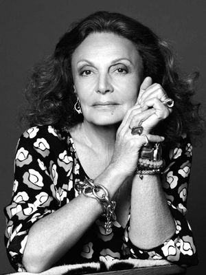 Why it's Okay to Feel Like a Loser According to Diane Von Furstenberg