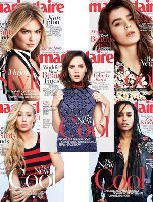 Marie Claire Has 5 Stunning Cover Stars For Their May Issue